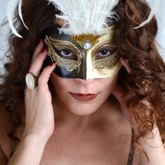 Sinder Ella with Mask - Color